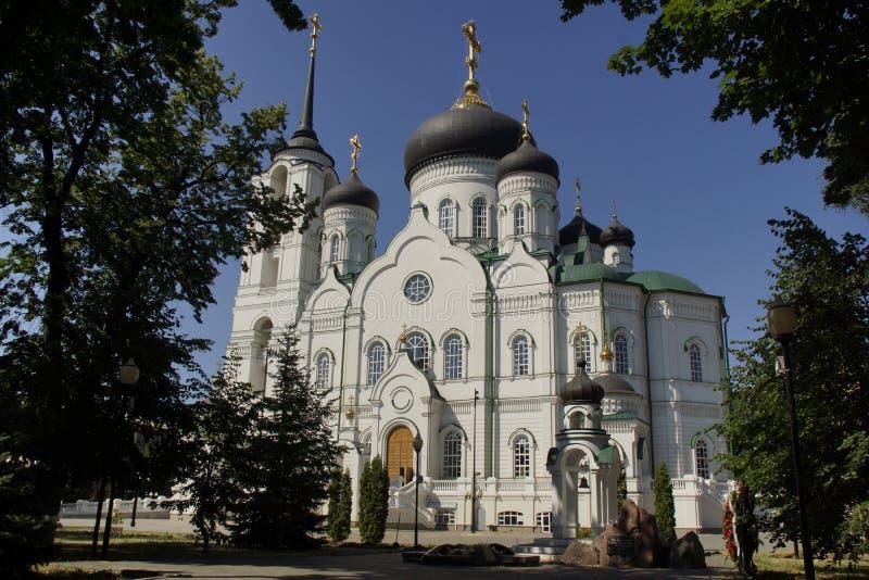 Cathédrale de Blagoveshchensky photographie stock libre de droits