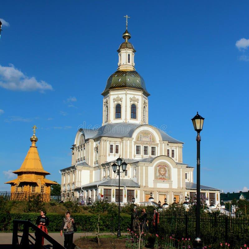 Cathédrale de Blagoveshchensky images libres de droits