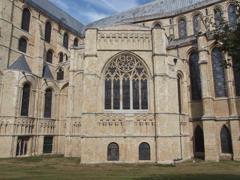 Cathédrale de Cantorbéry photo libre de droits
