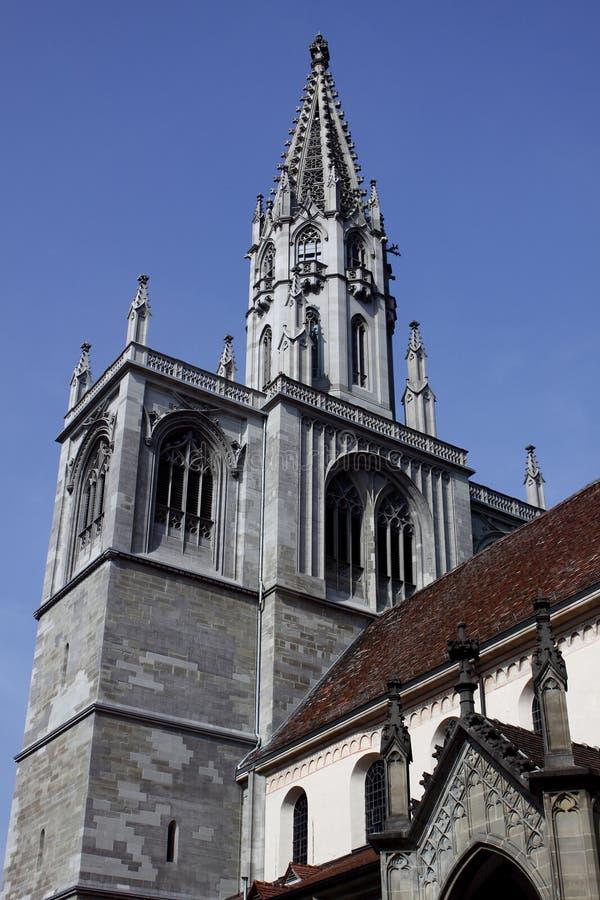 Cathédrale de Constance photographie stock libre de droits