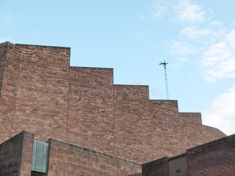 Cathédrale de Coventry photographie stock