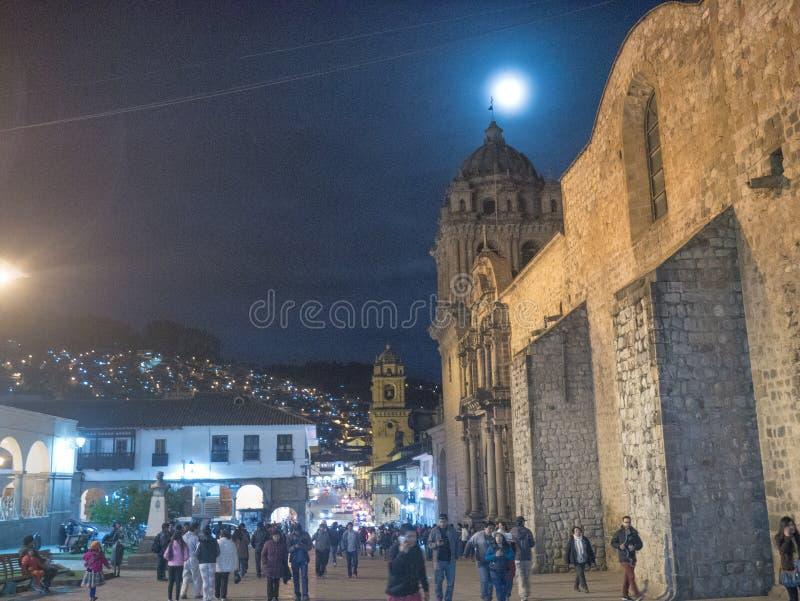 Cathédrale de Cusco de La Merced photo stock
