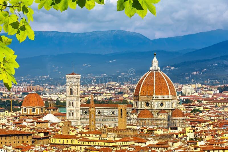 Cathédrale de Duomo à Florence images stock