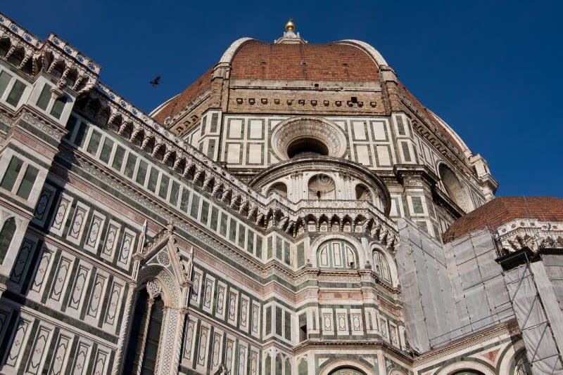 Cathédrale de Duomo à Florence, Italie images libres de droits