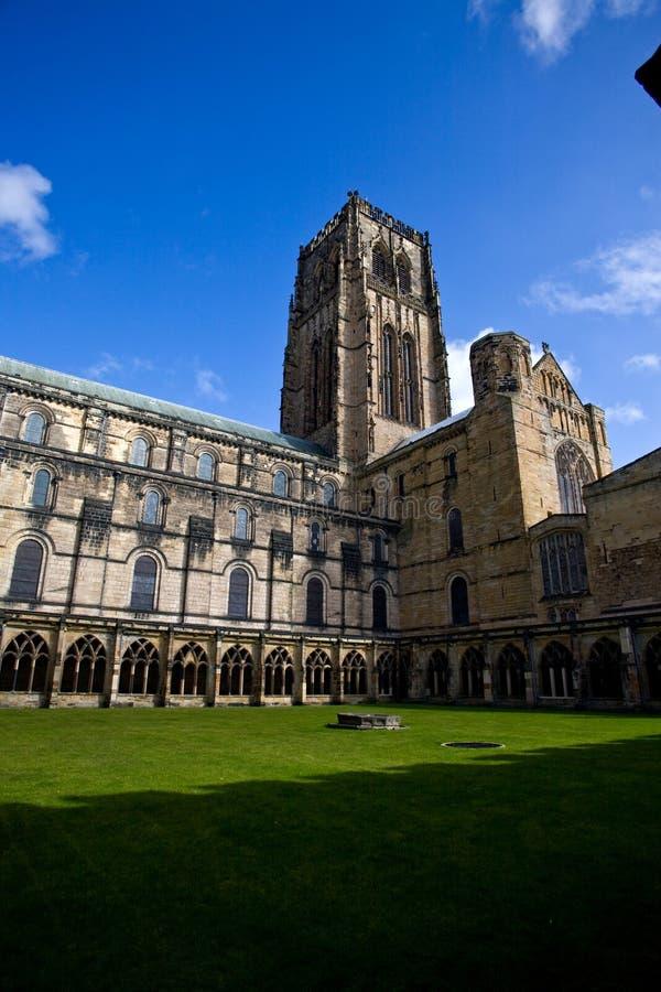 Cathédrale de Durham images libres de droits