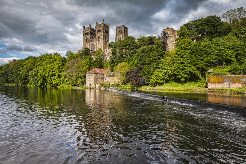 Cathédrale de Durham, Durham images stock
