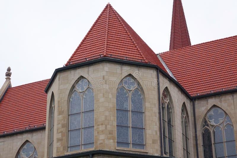 Cathédrale de la Ste.Hélène - le Montana photo libre de droits