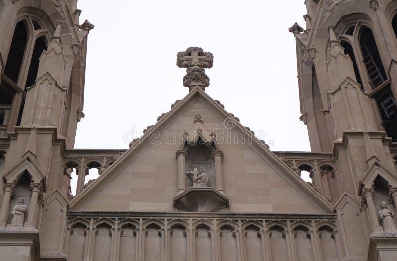 Cathédrale de la Ste.Hélène - le Montana images stock