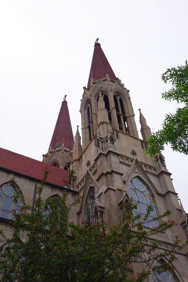 Cathédrale de la Ste.Hélène - le Montana photo stock
