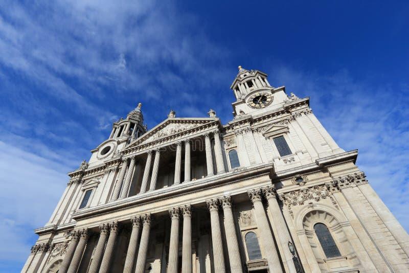 Cathédrale de Londres photos libres de droits