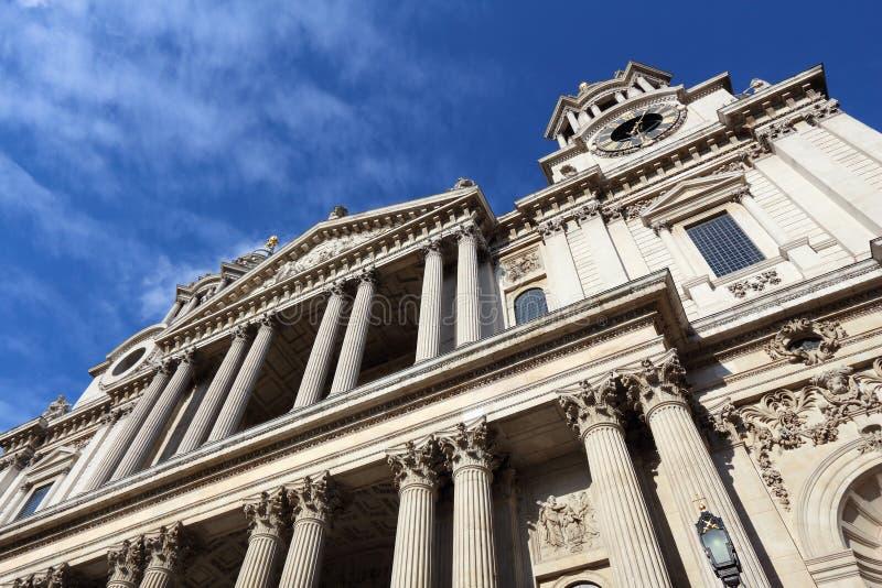 Cathédrale de Londres photographie stock libre de droits
