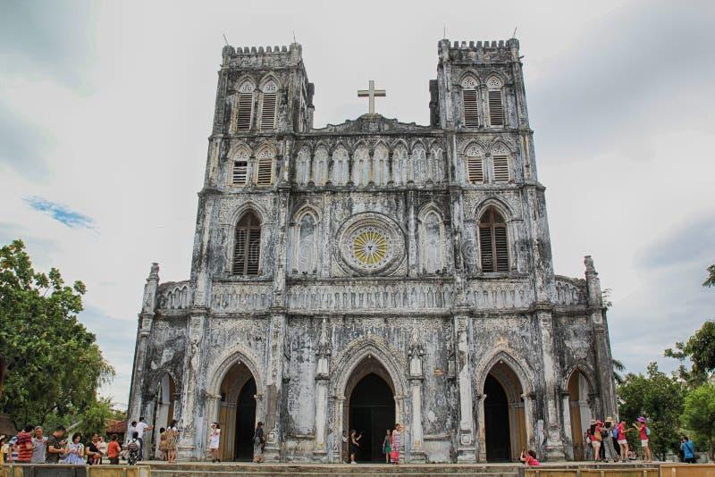 Cathédrale de Mang Lang photographie stock libre de droits