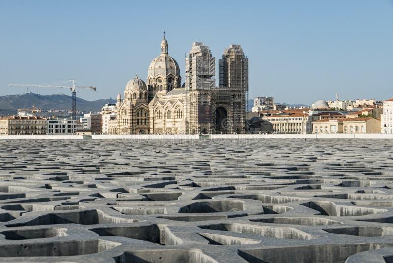 Download Cathédrale de Marseille image stock éditorial. Image du vieux - 76084589