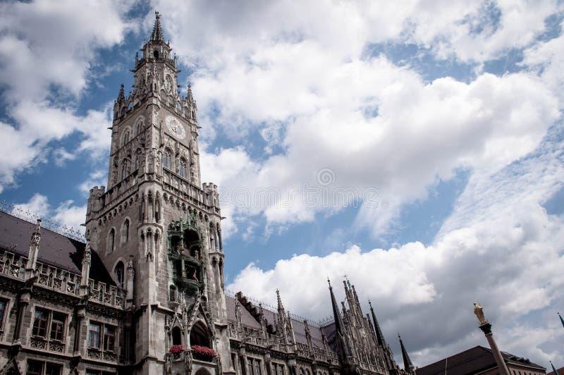 Cathédrale de Munich image stock