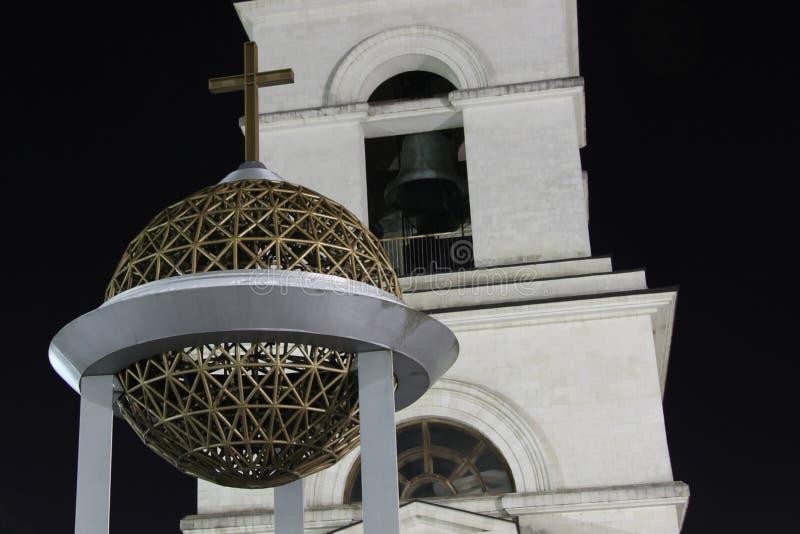 Cathédrale de nativité à Kishinev ChiÈ™inău Moldau images libres de droits