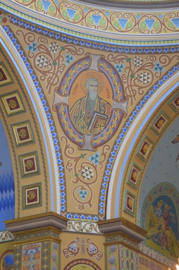 Cathédrale de Peter et de Paul images stock