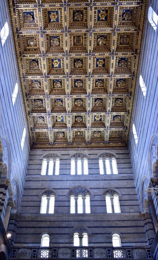 Cathédrale de Pise photographie stock libre de droits