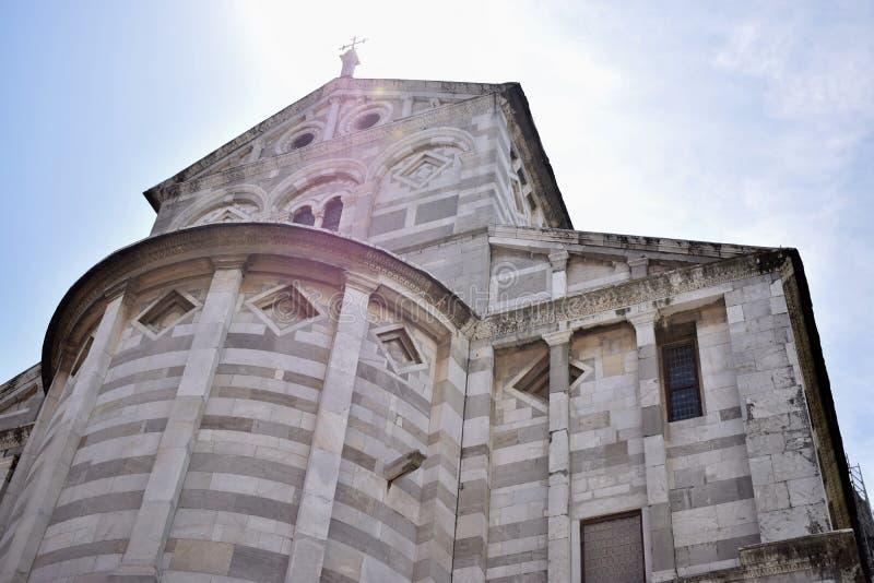 Cathédrale de Pise image libre de droits