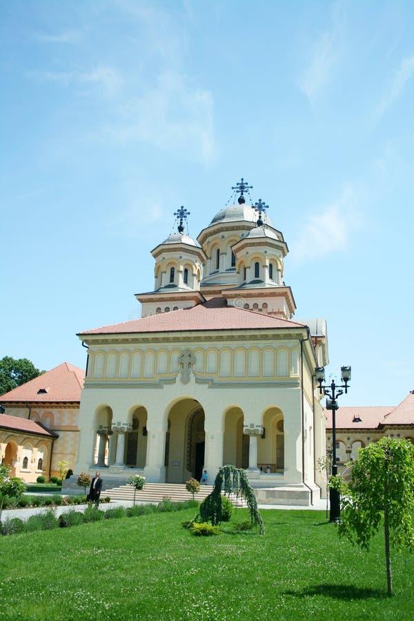 Cathédrale de réunification photo stock