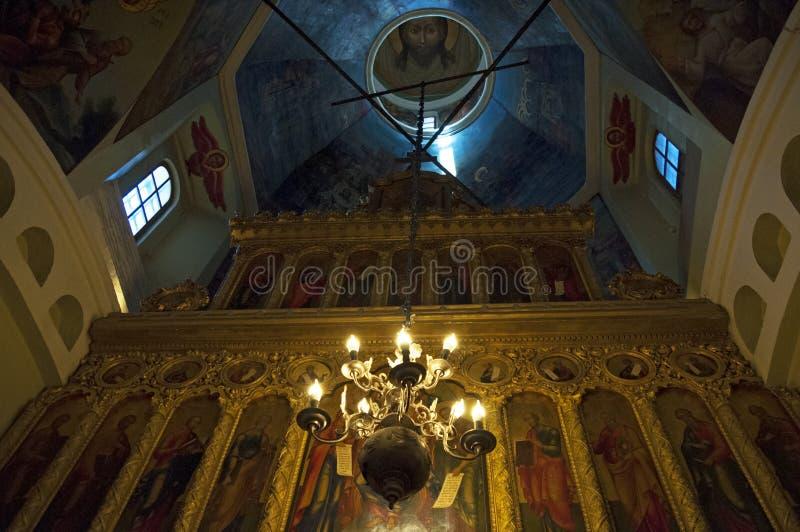 Cathédrale de saint Basil, Moscou, ville fédérale russe, Fédération de Russie, Russie image stock