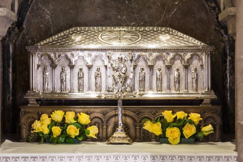 Cathédrale de Saint-Jacques-de-Compostelle : photos libres de droits