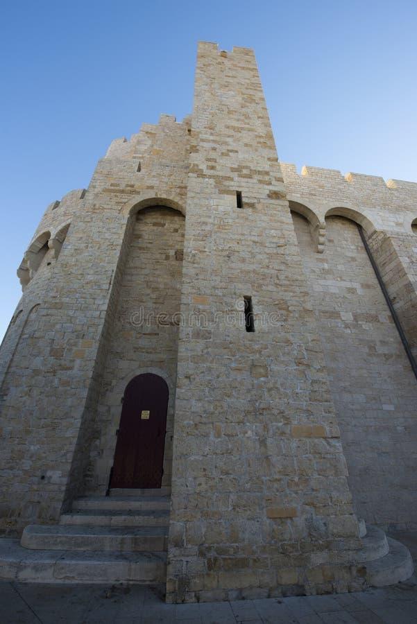 Download Cathédrale De Saintes-Maries-de-la-Mer, France Photo stock - Image du service, architecture: 77156452