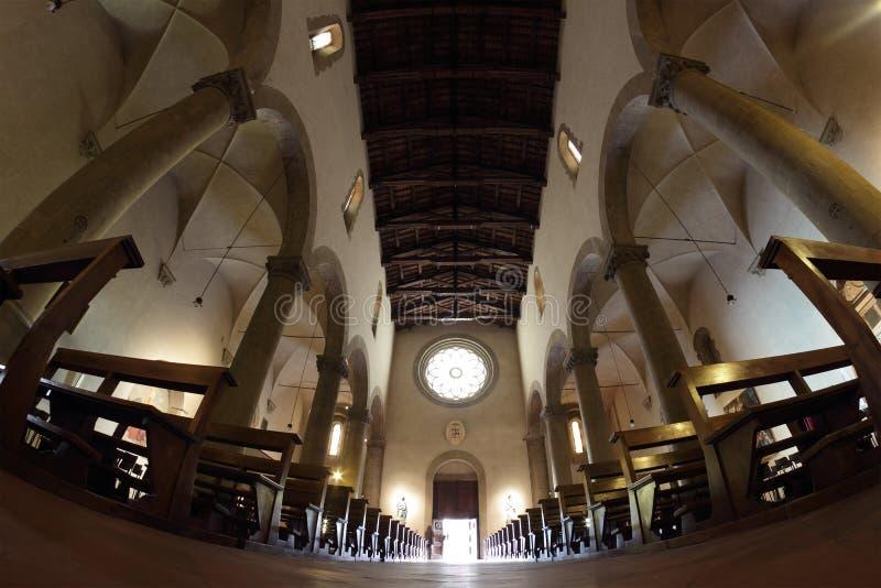 Cathédrale de Sansepolcro photographie stock libre de droits