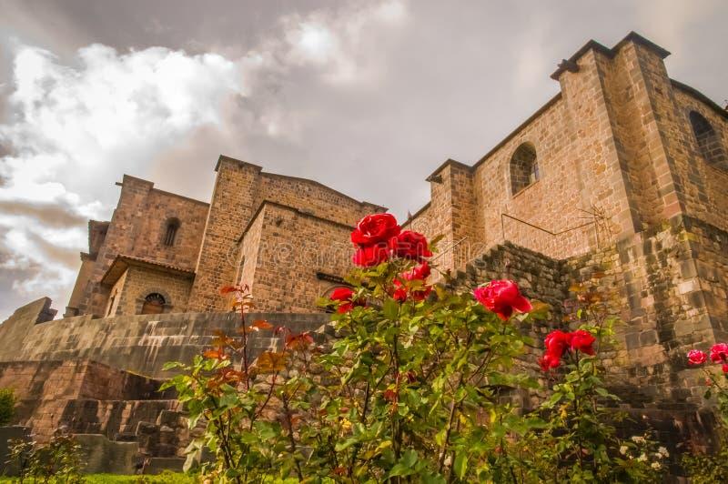 Cathédrale de Santo Domingo photographie stock libre de droits