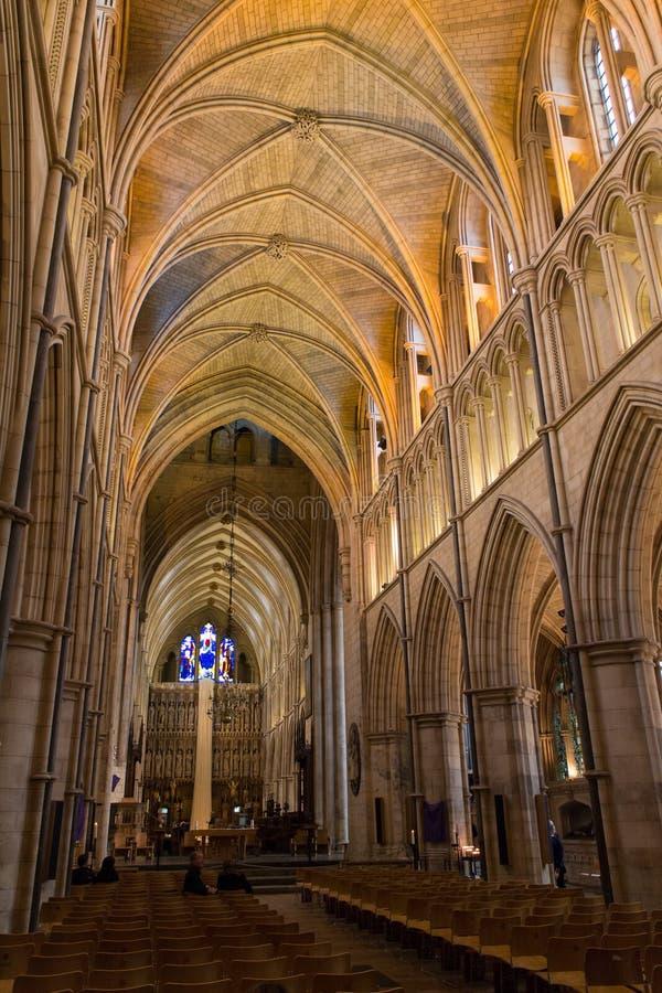 Cathédrale de Sauthwark photos stock