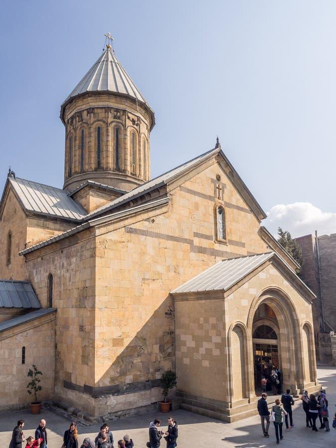 Cathédrale de Sioni images libres de droits