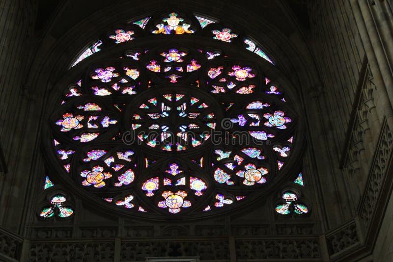 Cathédrale de StVitus photo libre de droits