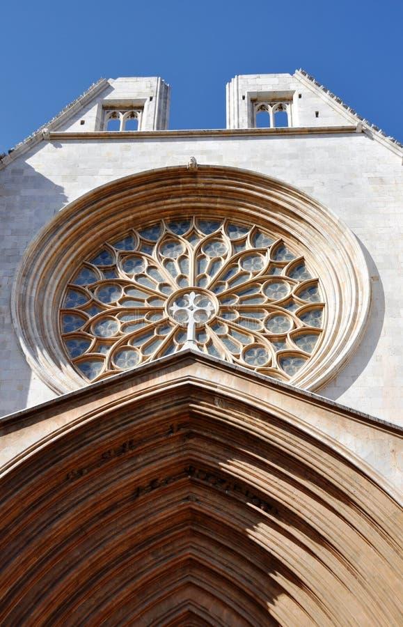 Cathédrale de Tarragona photos libres de droits