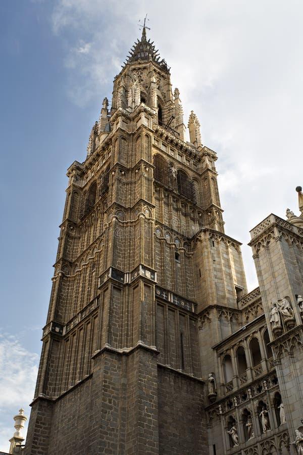 Cathédrale de Toledo image stock