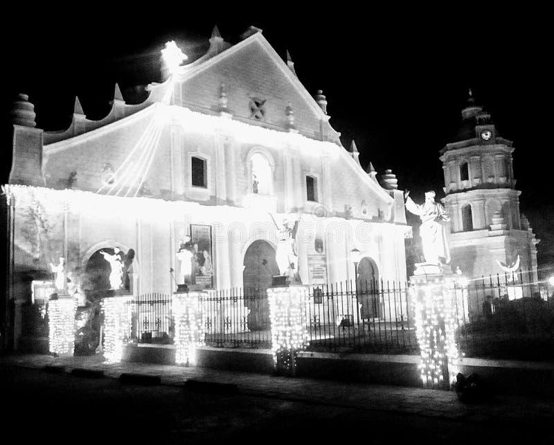 Cathédrale de Vigan photographie stock