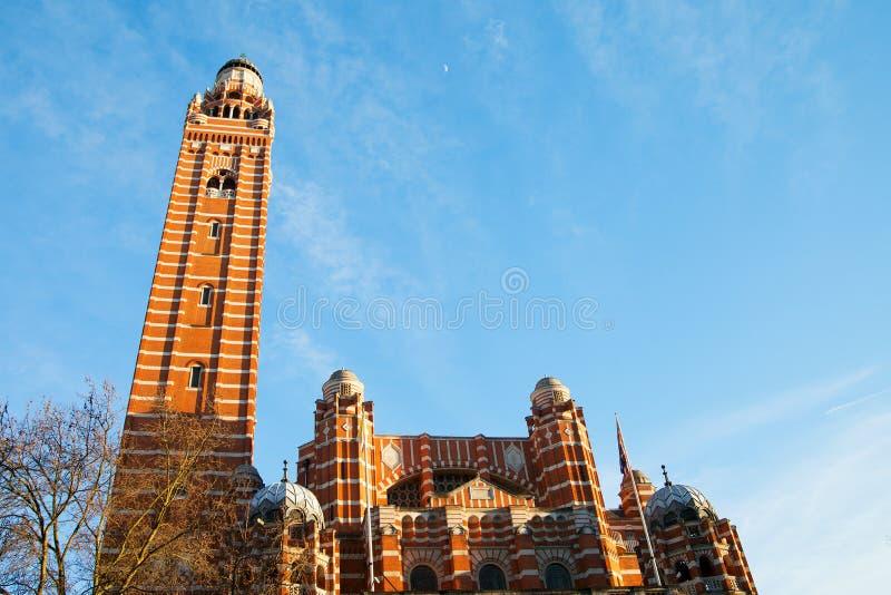 Cathédrale de Westminster, Londres. photo libre de droits