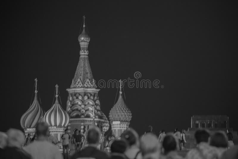 Cathédrale du de St Vasily béni image libre de droits