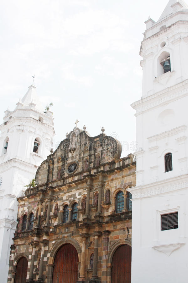 Cathédrale du Panama photos stock