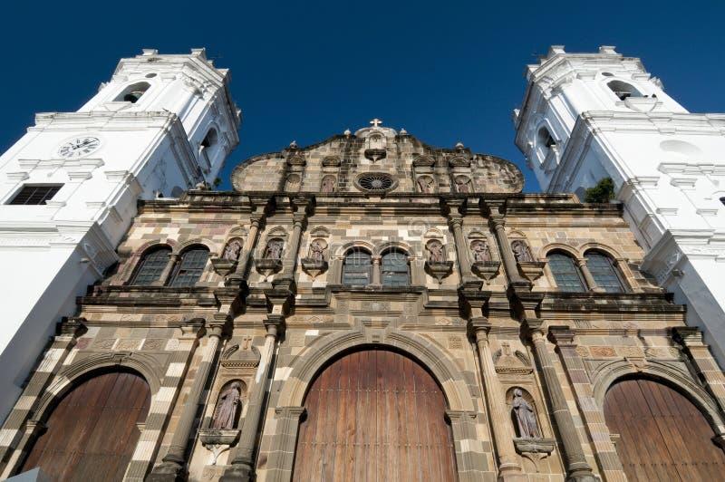 Cathédrale du Panama photos libres de droits