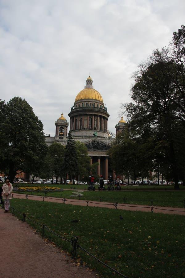 Cathédrale du ` s de St Isaac image libre de droits