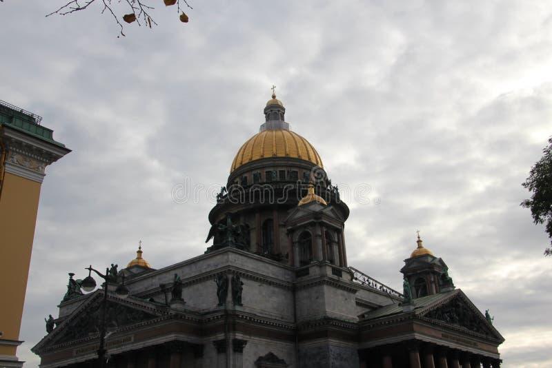 Cathédrale du ` s de St Isaac photos stock
