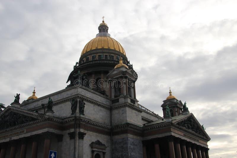 Cathédrale du ` s de St Isaac photo stock