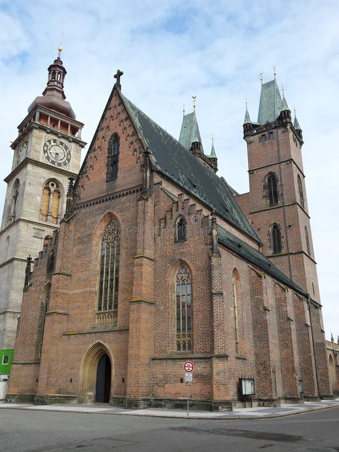 Cathédrale du Saint-Esprit images stock