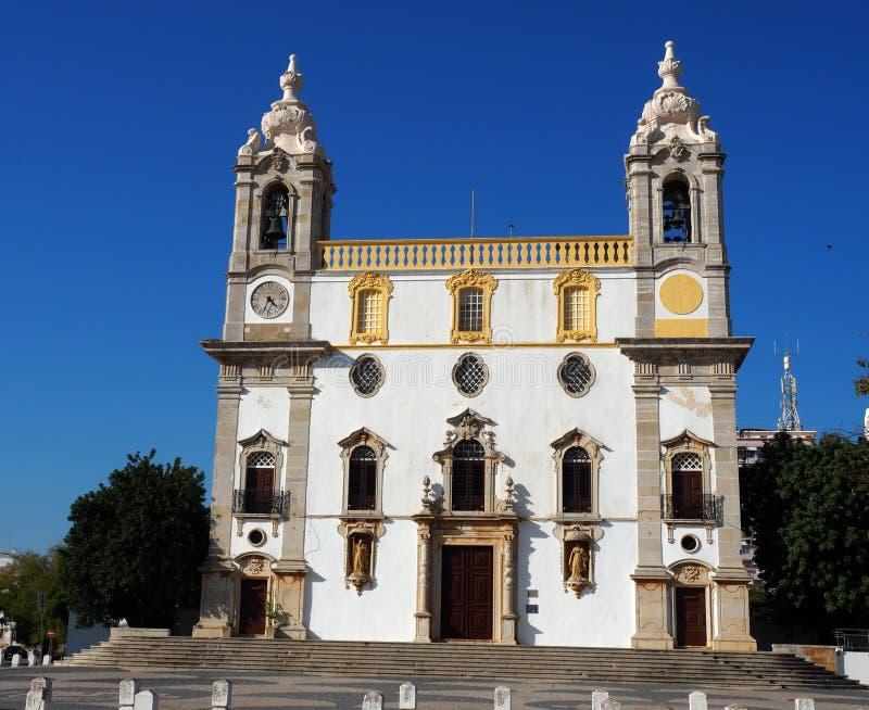 Cathédrale Faro Portugal de Faro photo libre de droits