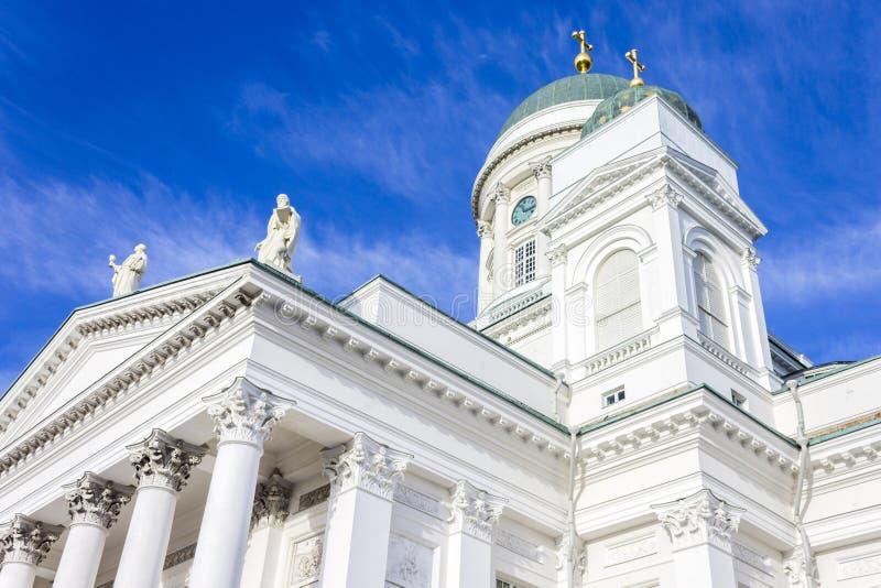 cathédrale Finlande Helsinki photo libre de droits