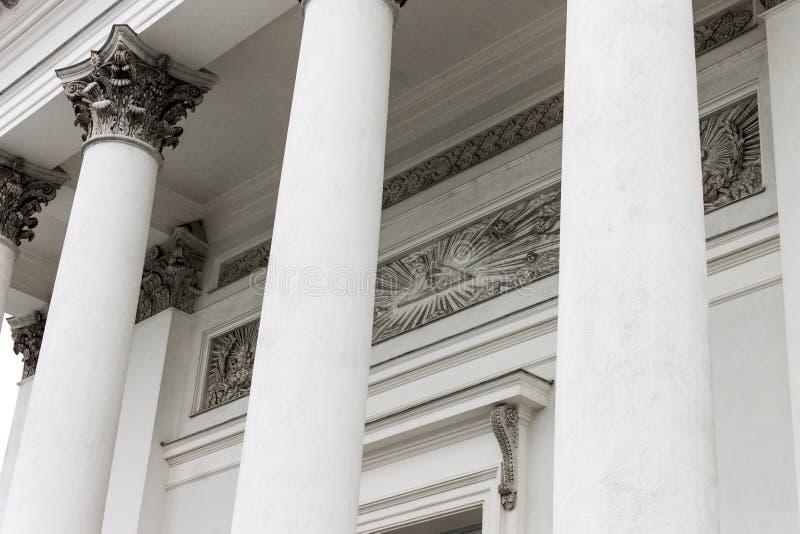 cathédrale Finlande Helsinki images stock