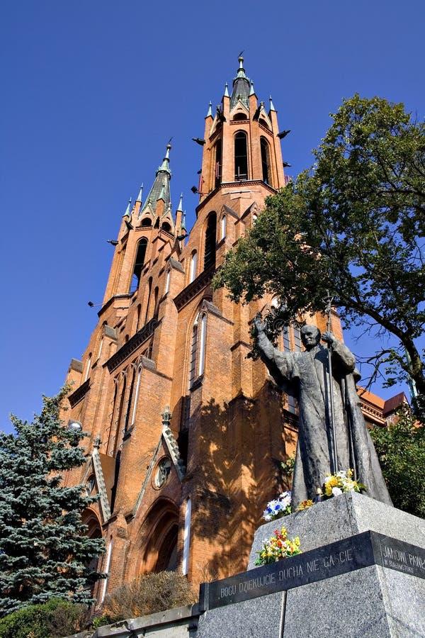 Cathédrale gothique photos stock