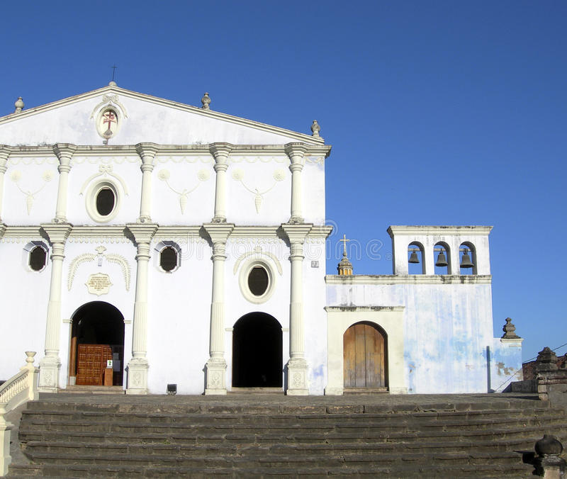Cathédrale Grenade Nicaragua d'église de San Francisco photos libres de droits