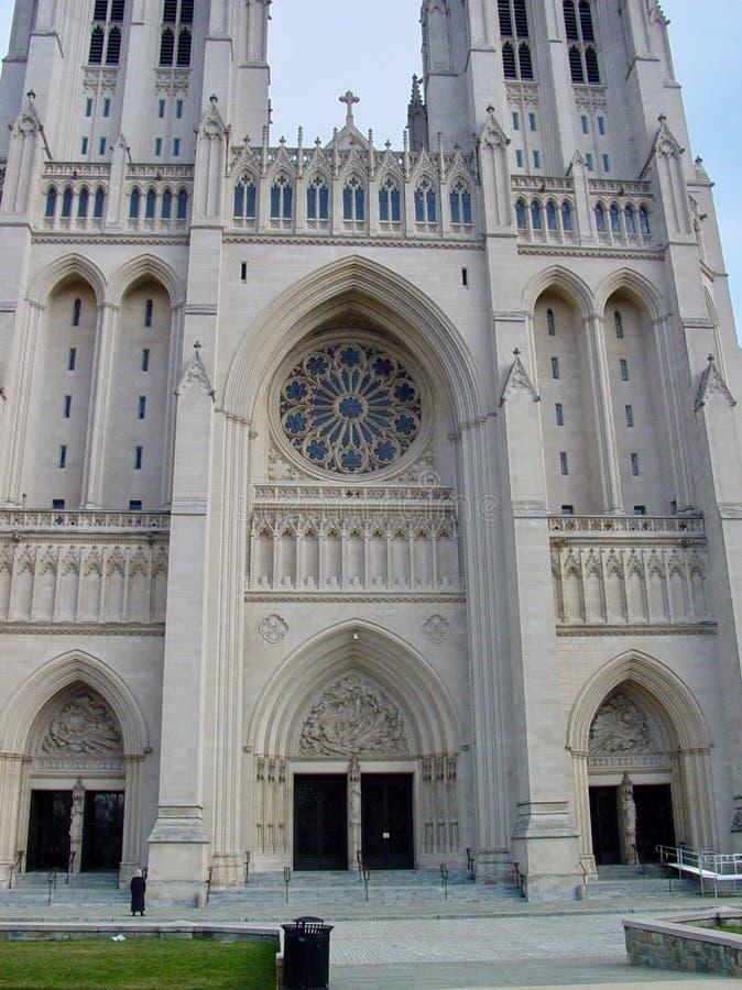 Cathédrale nationale photo libre de droits
