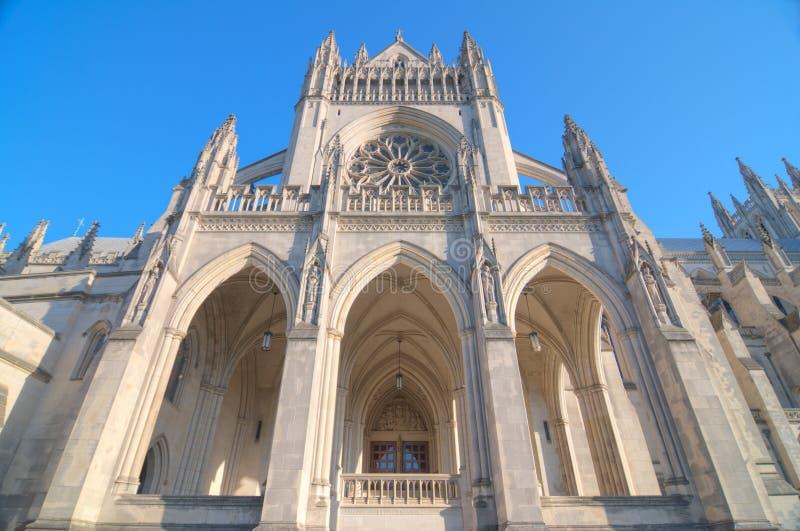 Cathédrale nationale photo stock