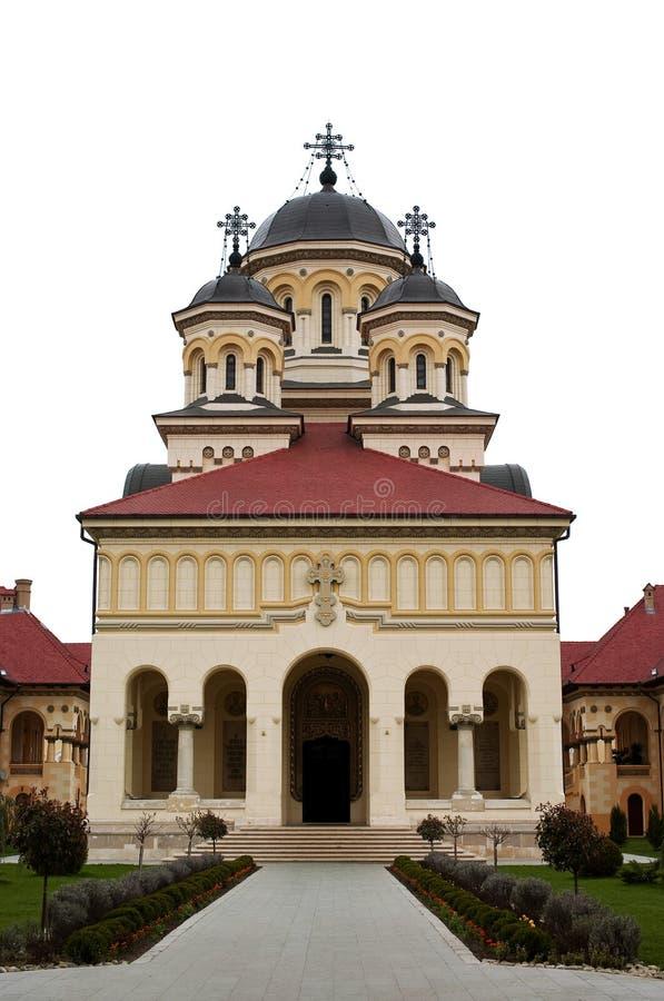 Cathédrale orthodoxe photo stock